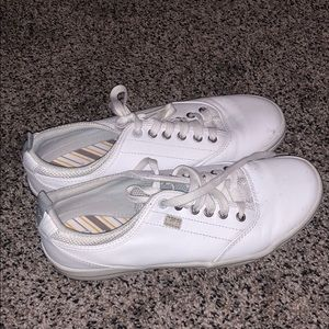 Keds white sneakers size 7.5